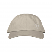 Logo Dad Hat (Tan)
