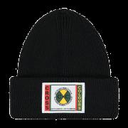24K CxC Patch Beanie (Black)