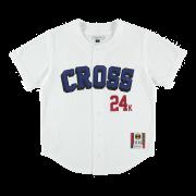 24K CxC Cross Baseball Jersey