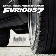 Furious 7: Original Motion Picture Soundtrack CD