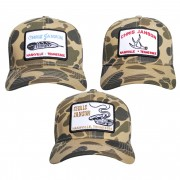 CJ Camo Hat Bundle