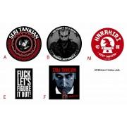 Harakiri Sticker Pack