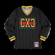 24K CxC Pinstripe Hockey Jersey