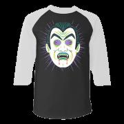 Vampire Mask Raglan