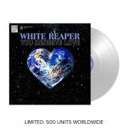 You Deserve Love Vinyl (Ultra Clear)