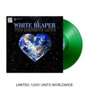 You Deserve Love Vinyl (Neon Green)