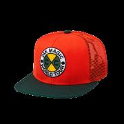 24K CxC World Tour Snapback (Orange)