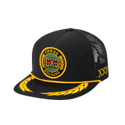 24K CxC Trucker Cap (Black)