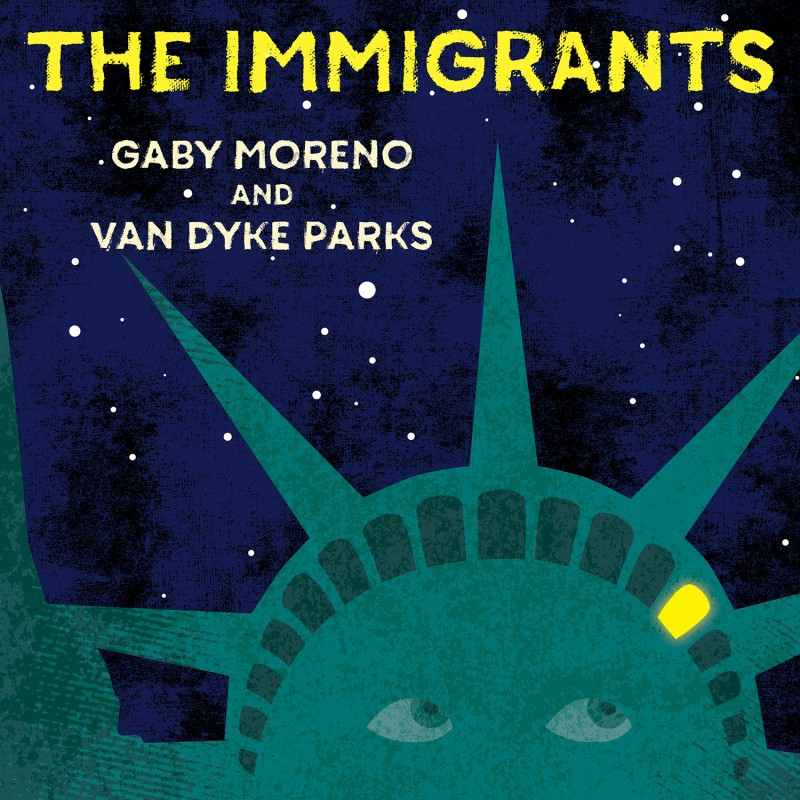 The Immigrants Digital Single FLAC