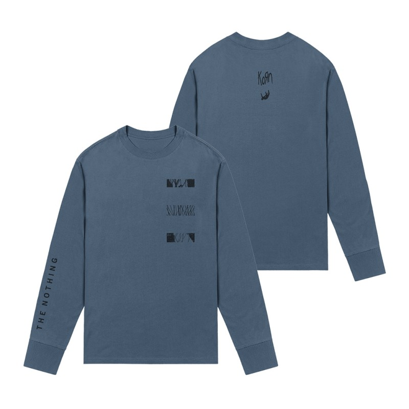 Wire Boxes Long Sleeve T-Shirt