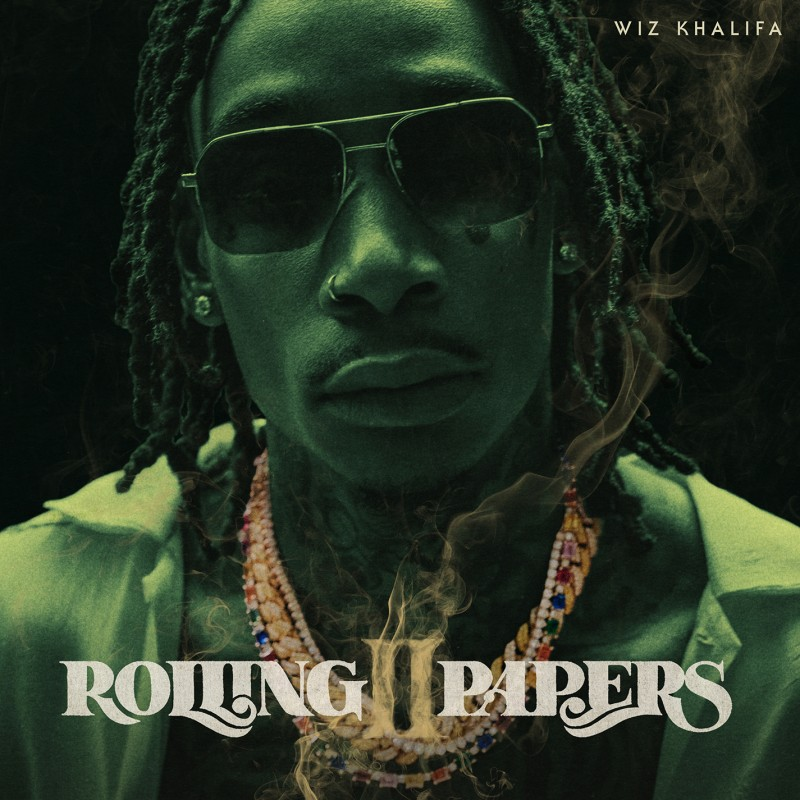 Rolling Papers 2 Digital Album (Explicit)
