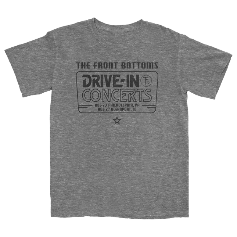 Drive In Concerts T-Shirt